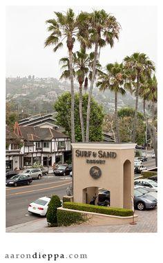 Surf and Sand Resort, Laguna Beach, California ...