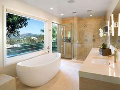 Best of Designers' Portfolio: Bathrooms | Bathroom Ideas & Design with Vanities, Tile, Cabinets, Sinks | HGTV