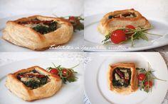 Laskominy od Maryny: Tartaletky se špenátem, ricottou a sušenými rajčaty