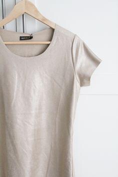"""DEINLIEBLINGSLADEN Shirt """"Lynn"""", gold"""