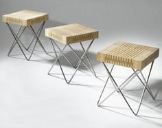 two-way kerf stools. These are fantastic.