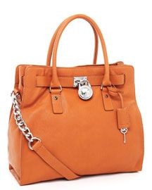 I want this bag. Orange for spring