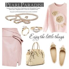 """Little things by Pearl Paradise"" by pearlparadise ❤ liked on Polyvore featuring Elie Saab, ASOS and Ciel"