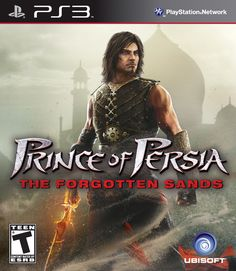 "PRINCE OF PERSIA: THE FORGOTEN SANDS  -  Is a multi-platform video game. The Prince is riding through a desert on his horse, on a quest to see his brother, Malik, and learn about leadership from him. When the Prince arrives at Malik's kingdom, he finds it under attack by an army which is attempting to breach the treasure vaults for a great power known as ""Solomon's Army""."