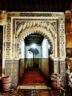 Hammam - Médina de Marrakech.  © Copyright Yves Philippe