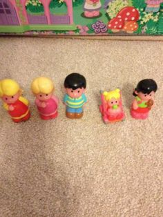 Early Learning Centre Happyland Children Set   eBay