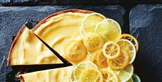 gin tonic taart