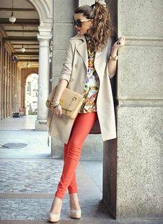 レディースファッションの永遠の定番!トレンチコートをかっこよく着こなして差をつけたい♡ |MERY [メリー]