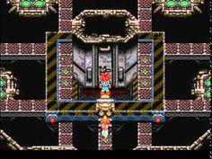 Chrono Trigger Video Walkthrough Part 5: The Factory Ruins -- R SERIES -...