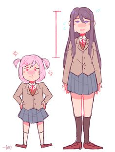 We finished playing DDLC and these are my thoughts... - Bio