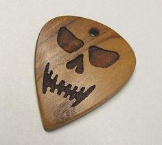 Handmade California Apricot Wood Premium Guitar Pick