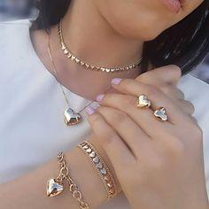 >>>Pandora Jewelry OFF! Stylish Jewelry, Cute Jewelry, Charm Jewelry, Bridal Jewelry, Jewelry Accessories, Jewelry Design, Gold Jewelry, Jewelry Rings, Fashion Bracelets