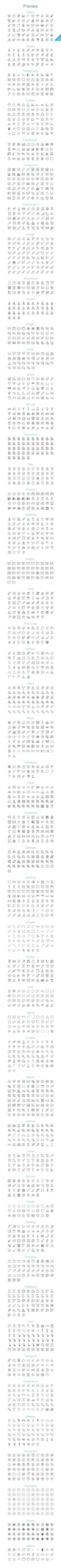 5000 iOS icons - PixelLove • Available here → https://creativemarket.com/PixelLove/764677-5000-iOS-icons-PixelLove?u=pxcr