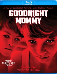 Goodnight Mommy Blu-ray DVD Release Date Details