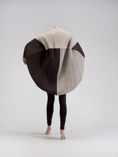 Issey Miyake dress ca. 1990 via The Indianapolis Museum of Art