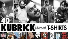 40 Kubrick Themed T Shirts