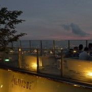 1 Altitude Gallery & Bar- reaching new heights in Singapore- the world's highest rooftop bar