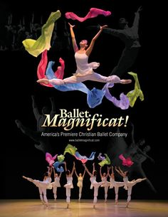 Ballet Magnificat!  Right here in Jackson, Mississippi
