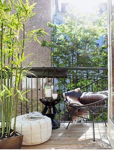 Zo upgrade je je balkon: een kersverse dosis (P)inspiratie | ELLE Decoration NL