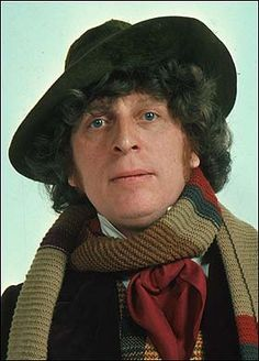 Tom Baker... who?? Yes, Dr. Who...I almost cried when I saw him on the 50th anniversary episode.  He is my fav doctor!