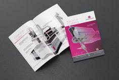 Die neue Broschüre visualisiert die Weiterentwicklung bei Perndorfer Maschinenbau. Seit Nov 2019 erhältlich. #Wasserstrahlschneiden #waterjetcutting Polaroid Film, Mechanical Engineering