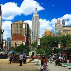 As the heart of NYC, the Empire State Building is within walking distance of many of New York's most popular sights! For some ideas of what to do before or after your visit to our Observatories, check out our itinerary boards! Photo by Melissa D.