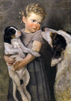 Italian Painter: Achille Glisenti (1848 - 1906),