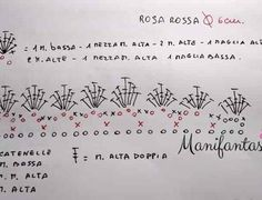 Come fare le rose all'uncinetto arrotolate: schemi e tutorial - manifantasia Crochet Flowers, Projects To Try, Math, Roll Ups, Sanitary Napkin, How To Make, Roses, Tutorials, Creativity