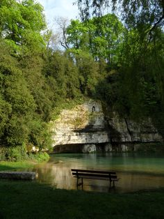 La Douix, May 2013, Chatillon sur Seine, France...