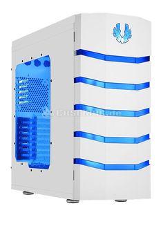 BitFenix Colossus Big-Tower in Blau mit Fenster - ein Evolutionssprung sondergleichen!