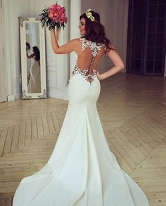 Hey, I found this really awesome Etsy listing at https://www.etsy.com/ca/listing/222439912/wedding-dress-lace-wedding-dress-unique