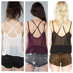 cute and simple Fashion Details, Fashion Ideas, Brandy Melville Usa, Virtual Closet, Summer Time, Hippie Boho, Madness, Style Me, Camisole Top