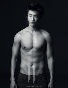 Super Junior's Donghae // W Korea // September 2012