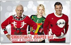 Christmas Jumper Day Novelty Christmas Jumpers, Christmas Jumper Day, Christmas Sweaters, Save The Children, Cigars, Penguins, Pugs, Snowflakes, Charity