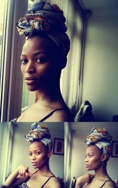 headwrap, well done.