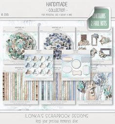 New Release: Handmade Collection by Ilonka's Scrapbook Designs! Two beautiful new kits and a complete collection available on a 40% off Sale. DigitalCrea; http://digital-crea.fr/shop/index.php?main_page=advanced_search_result&keyword=HANDMADE&categories_id=&inc_subcat=1&manufacturers_id=177&pfrom=&pto=&dfrom=&dto=. 09/21/2015