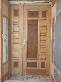 Interior Wood Doors – What You Must Look for While Buying Interior Wood Doors Wooden Glass Door, Wooden Front Door Design, Door Gate Design, Room Door Design, Wood Front Doors, Barn Doors, Modern Wooden Doors, Custom Wood Doors, Modern Door