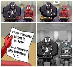 Read from the story Memes de Marvel by MssMarvel (Ana) with reads. Memes Marvel, Avengers Memes, Marvel Dc Comics, Movie Memes, Funny Memes, Disney Pixar, Spiderman Cute, Spiderman Marvel, Marvel Avengers