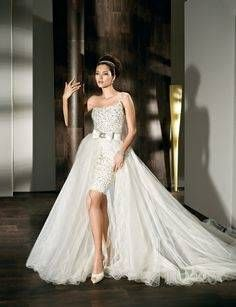 Wedding Dress Vegas Style Vegas Wedding Dress Short Wedding Dress Wedding Dresses