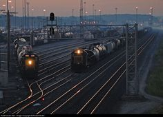 RailPictures.Net Photo: CSXT 8469 CSX Transportation (CSXT) EMD SD40-2 at Willard, Ohio by Robert Butler