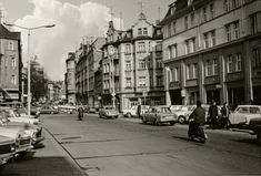 1975, Street View, Gera, Pictures