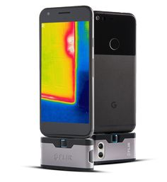 NEW FLIR ONE Gen 3 | FLIR Systems Pigs, Usb Flash Drive, Buildings, Camping, Technology, App, Phone, Products, Campsite