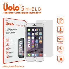 Uolo Shield Tempered Glass Screen Protector is made of premium 9H ASAHI Glass, an incredibly strong and shatter-proof material at only 0.3mm thickness. High responsive surface with HD clarity and Oleophobic anti-fingerprint coating provides superior user experience. The rounded edges offer comfort in the hand and compatibility with all #Uolo cases and most cases on the market. Available for #iPhone5s/5 #iPhone6s/6 #iPhone6sPlus/6Plus #SamsungGalaxyS6 #SamsungGalaxyNote5 Iphone5s, Galaxy Note 5, Mobile Accessories, User Experience, Tempered Glass Screen Protector, Samsung Galaxy S6, Clarity, Surface, Cases