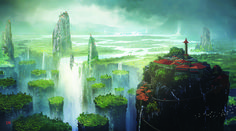 ArtStation - The Falls, Dzu Nguyen