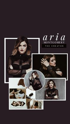Wallpaper Aria Montgomery ❤️ Best Picture For Little Girl Fashion swag For Your Taste You are lookin Pretty Little Liars Series, Prety Little Liars, Aria Montgomery, Luci Hale, Teen Wolf, Gossip Girl, Little Girl Fashion, Fashion Kids, Tv Quotes