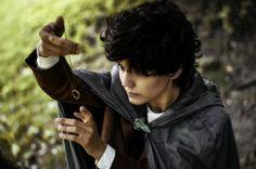 Cosplay Frodo!