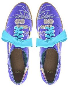 ASOS MAGIC CARPET Embroidered Flat Shoes