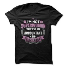 I'm Not Superwoman, But I'm an Accountant