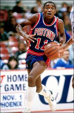 Isiah Thomas - Detroit Pistons