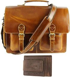 Looking for Genuine Leather Messenger Bag Men ? Check out our picks for the Genuine Leather Messenger Bag Men ? Laptop Briefcase Certified RFID Bonus Money Clip from the popular stores - all in one. Satchel Bags For Men, Bowling Shoes, Laptop Briefcase, Tactical Backpack, Messenger Bag Men, Casual Bags, Casual Sneakers, Money Clip